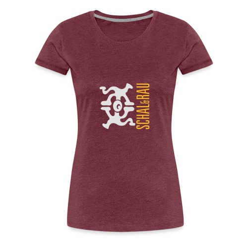 logoweisz - Frauen Premium T-Shirt