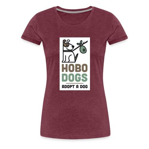 Hobodogs - Vrouwen Premium T-shirt