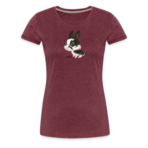 Kanin - Premium T-skjorte for kvinner
