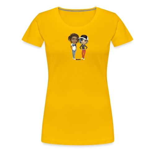 Maya & Noa - Vrouwen Premium T-shirt