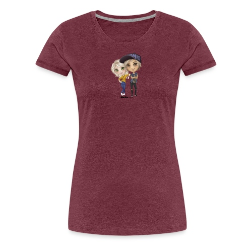 Emily & Lucas - Vrouwen Premium T-shirt