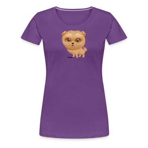 Dog - Vrouwen Premium T-shirt