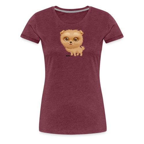 Dog - Naisten premium t-paita