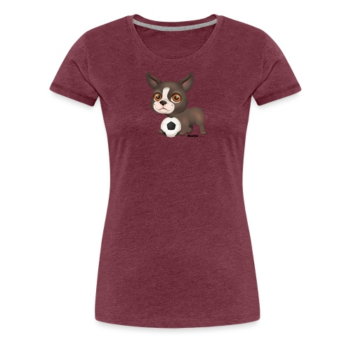 Hond - Vrouwen Premium T-shirt
