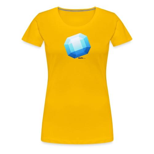 Saffier - Vrouwen Premium T-shirt