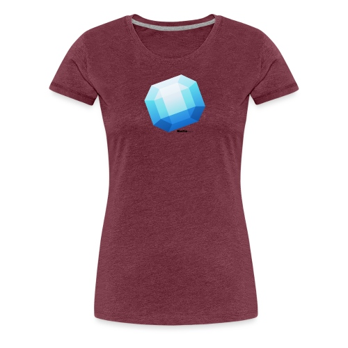 Safir - Dame premium T-shirt
