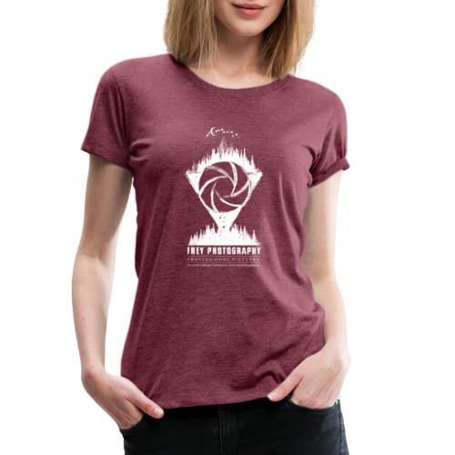 Fotografie oder Fantasy - Frauen Premium T-Shirt
