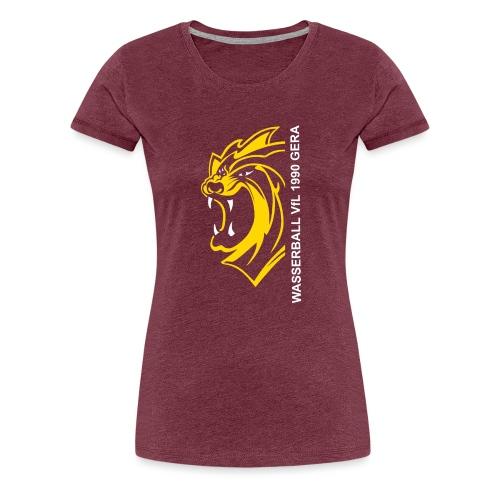 Vfl Gera Pixel 08 DF - Frauen Premium T-Shirt