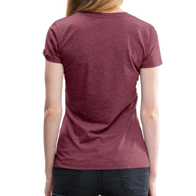 Vorschau: Heid ned - Frauen Premium T-Shirt