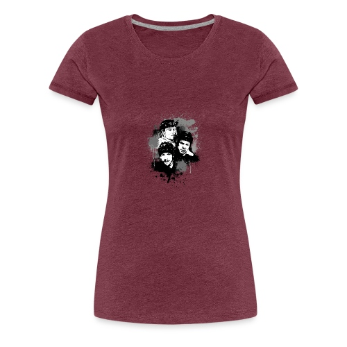 12 28 17 2 illu - Frauen Premium T-Shirt