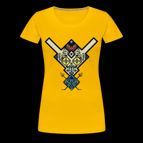 Alien - Frauen Premium T-Shirt