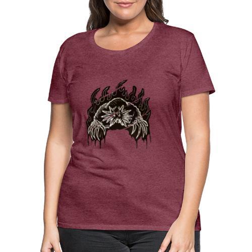 Star Nosed Mole - Naisten premium t-paita