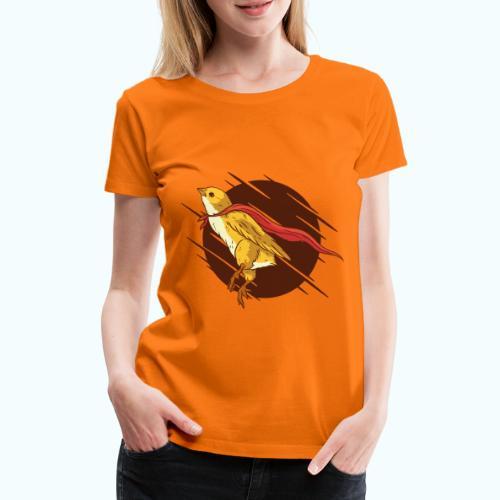 Vogel Held - Women's Premium T-Shirt