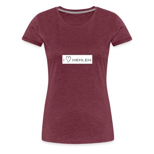 Mehlem JPG - Frauen Premium T-Shirt