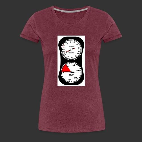 Final Look - Frauen Premium T-Shirt