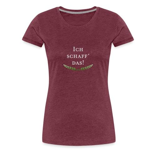 RUTH - Frauen Premium T-Shirt