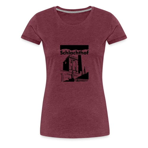 motiv1 - Frauen Premium T-Shirt