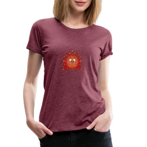 Coronavirus - Frauen Premium T-Shirt