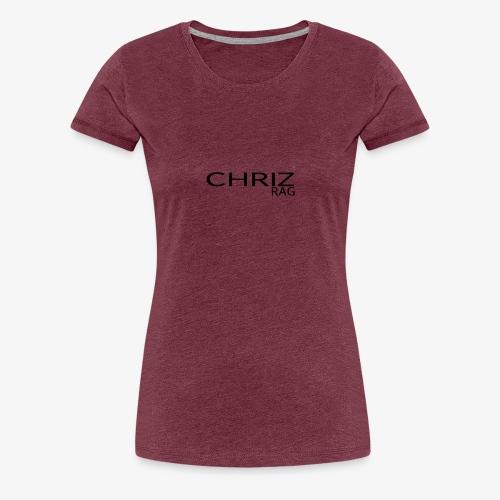CR rag k - Frauen Premium T-Shirt
