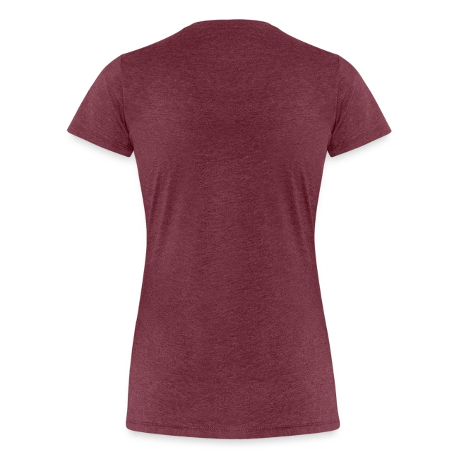 Vorschau: erfolgreiche frau - Frauen Premium T-Shirt