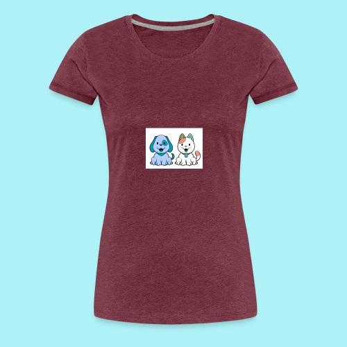 Pets animals - T-shirt Premium Femme