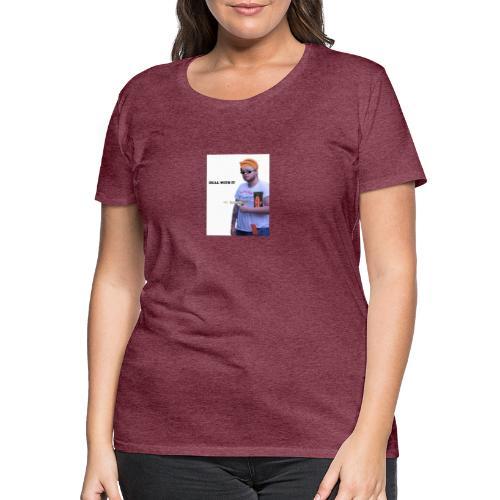 DealWithItJugg - Dame premium T-shirt