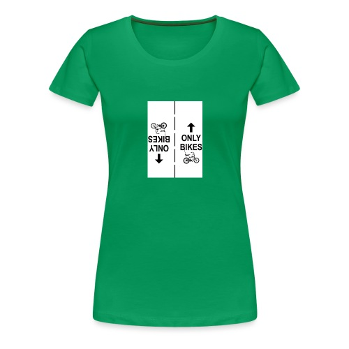 onlybikescb - T-shirt Premium Femme