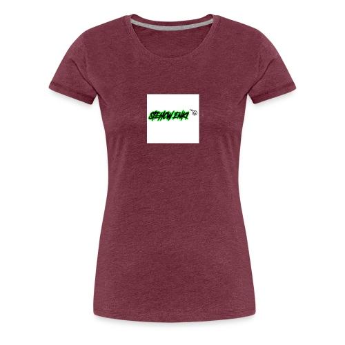 SteHCW EnKi Sfondo Bianco - Maglietta Premium da donna