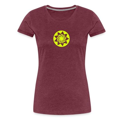 motivcherhill - Frauen Premium T-Shirt