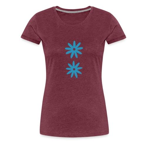 nos 1c x2 ekstralettmelk - Premium T-skjorte for kvinner