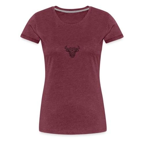 Taurus - T-shirt Premium Femme