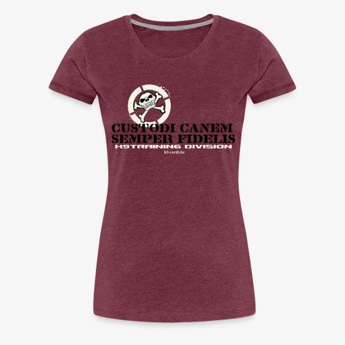 training - Women's Premium T-Shirt