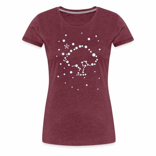 170324_Kpark_Dots_01-35_C - Frauen Premium T-Shirt