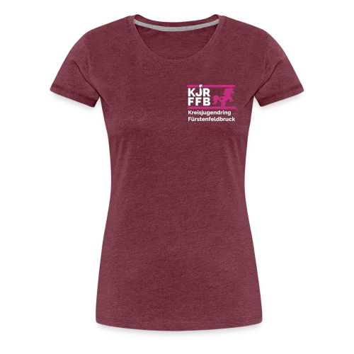 KJR-Einhorn - Frauen Premium T-Shirt