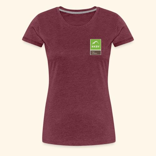 Logo Regio Rotterdam NKBV - Vrouwen Premium T-shirt