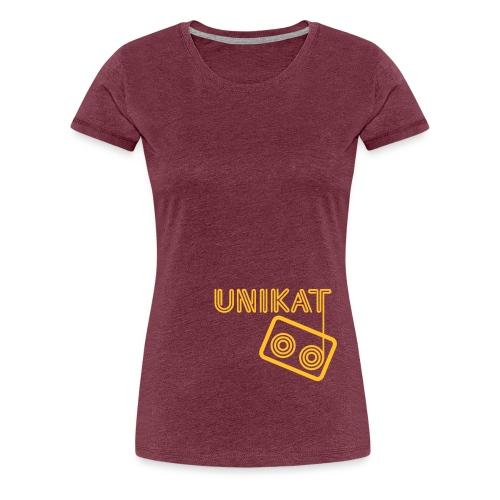 unikat03 - Frauen Premium T-Shirt