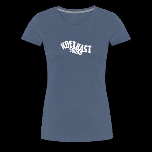 Koelkast Shirt - Vrouwen Premium T-shirt