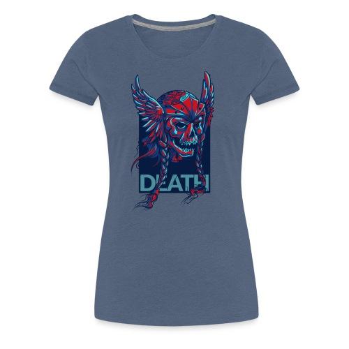 death - Frauen Premium T-Shirt