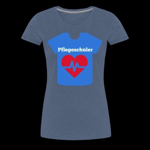 Pflege Tshirt - Frauen Premium T-Shirt