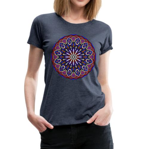mandala fantastico ideale per tutti i giorni - Maglietta Premium da donna