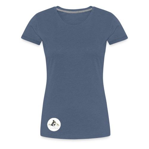 Journey Glimpse Logo - Frauen Premium T-Shirt