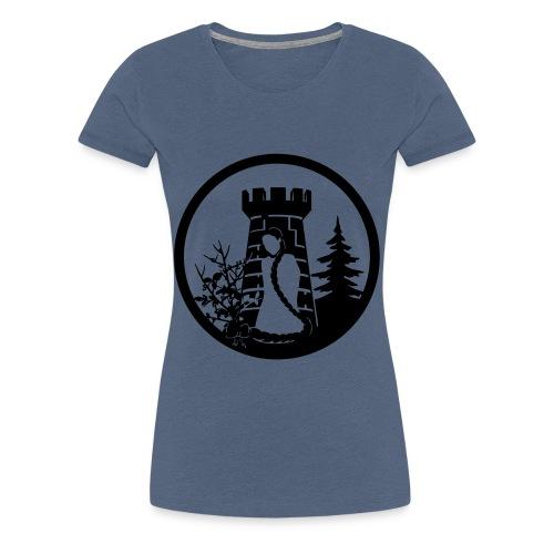 Rapunzel - Frauen Premium T-Shirt