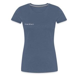Mamallaitante - T-shirt Premium Femme