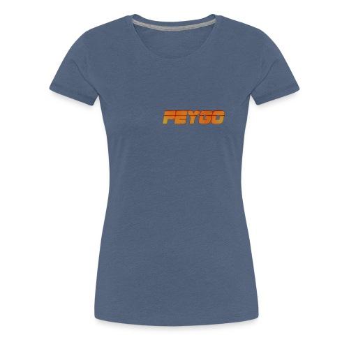 Feygo - Dame premium T-shirt