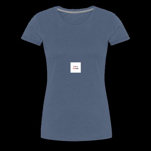 Powerfitness - Frauen Premium T-Shirt