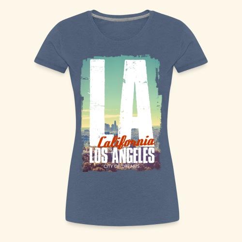 City of dreams - T-shirt Premium Femme