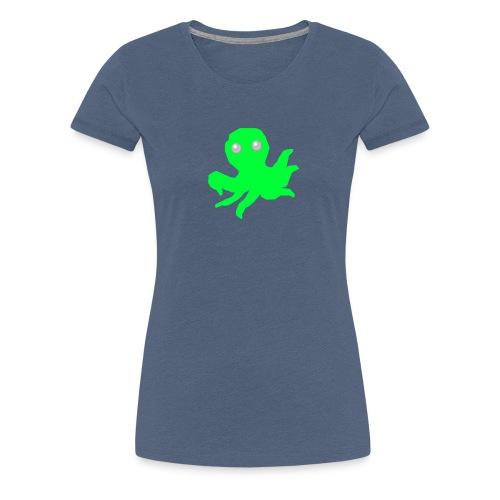 Capeios Logo - Premium-T-shirt dam