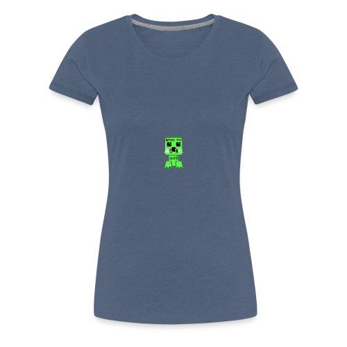 tee-Shirt creeper - T-shirt Premium Femme