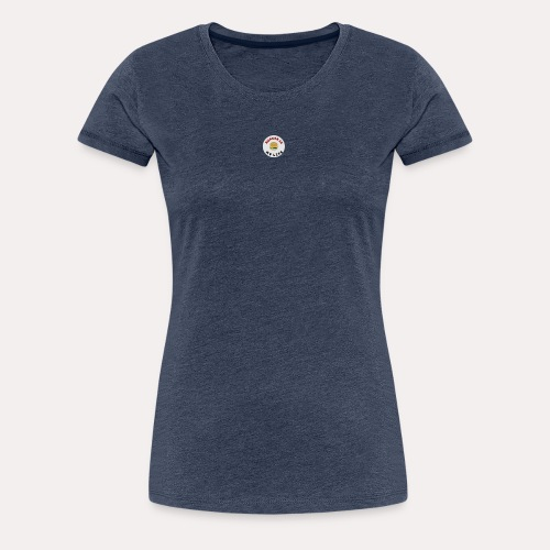 burger is my life - Frauen Premium T-Shirt