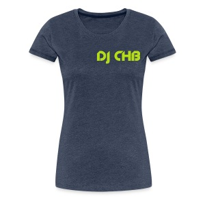 CHB´s Pullover - Black edition - Frauen Premium T-Shirt